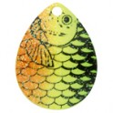 Fire Tiger Fish Scale Crystal